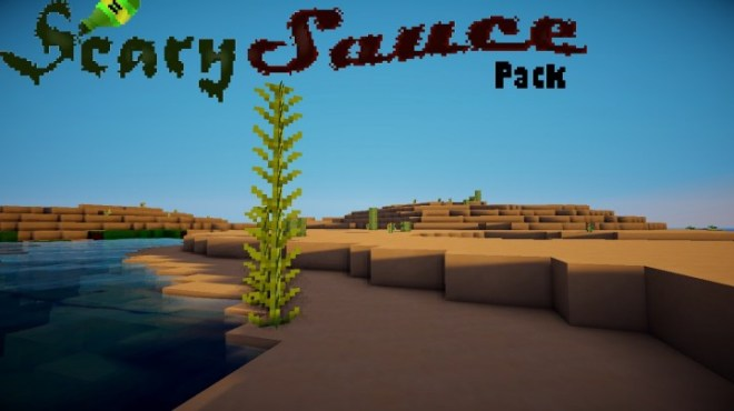 ScarySauce Resource Pack