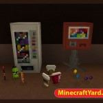 Vending Machines Mod 1