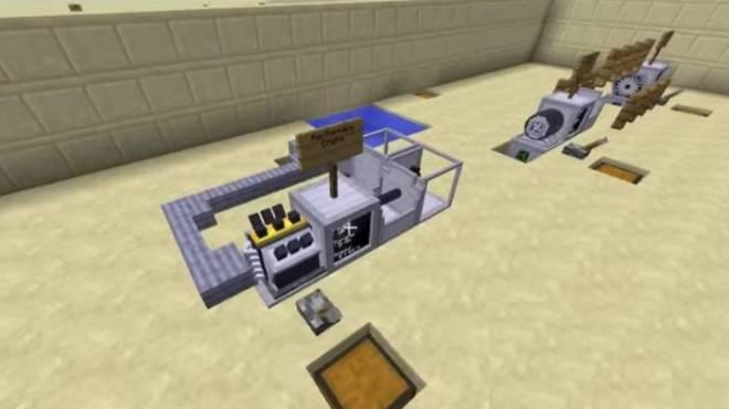 RotaryCraft Mod 1