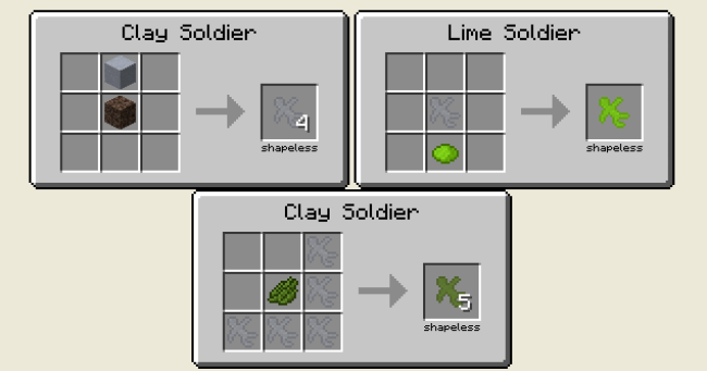 Clay Soldiers 5