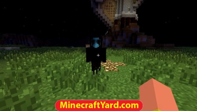 CreepyPastaCraft Mod 4