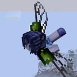 Elytra Green Beetle Wings