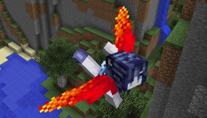 Elytra Pheonix Wings
