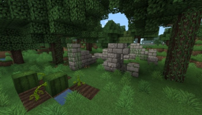 Ovos Rustic Resource Pack 5