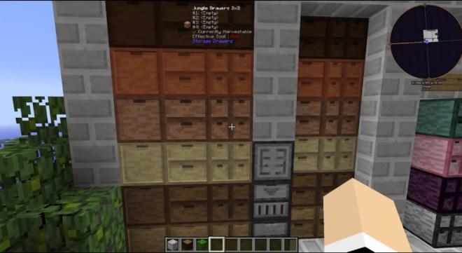 Storage Drawers 1