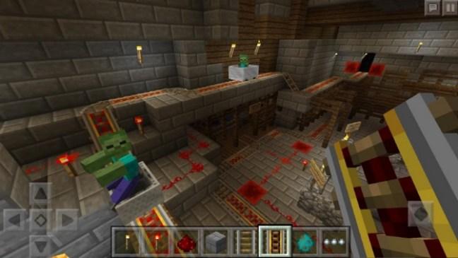 Redstone Minecraft