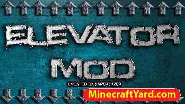 Elevator Mod 1.16.5/1.15.2