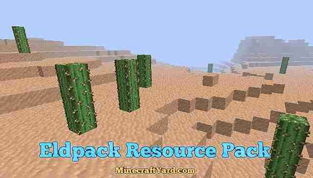 Eldpack Resource Pack 1.16.3/1.16.2/1.15.2