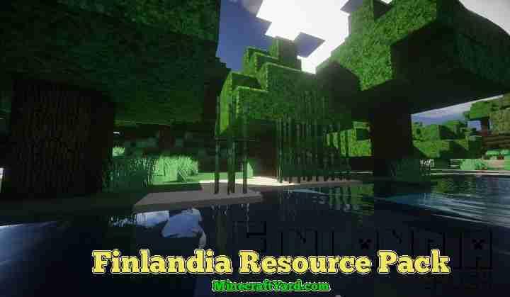Finlandia Resource Pack 1.16.5/1.15.2