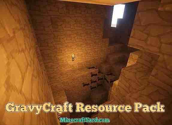 GravyCraft Resource Pack 1.16.5/1.15.2