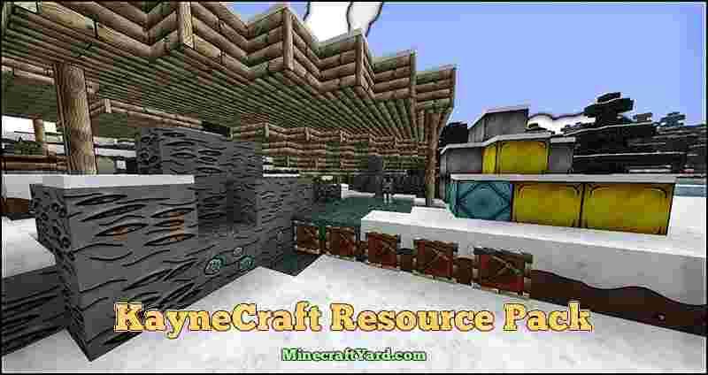 KayneCraft Resource Pack 1.16.5/1.15.2