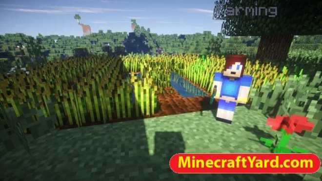 Minecraft Comes Alive Mod 2