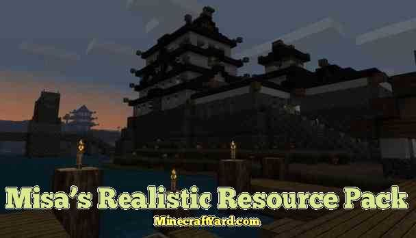 Misa's Realistic Resource Pack 1.15.2/1.14.4/1.13.2/1.12.2