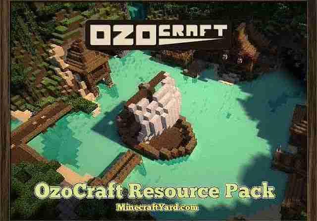OzoCraft Resource Pack 1.16.5/1.15.2