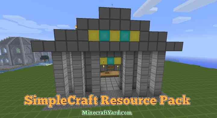 Simplecraft Resource Pack 1.16.5/1.15.2