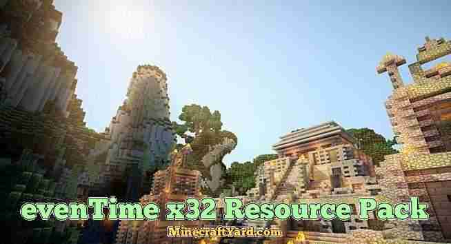 Eventime Resource Pack 1.16.3/1.15.2
