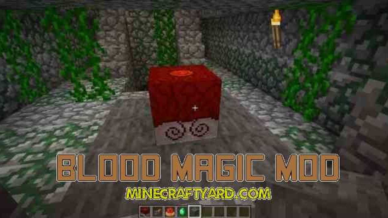 Blood Magic Mod 1 16 4 1 15 2 1 14 4 Magic Spells Minecraft Most used 3d resource pack, based on the default look and feel of minecraft! blood magic mod 1 16 4 1 15 2 1 14 4