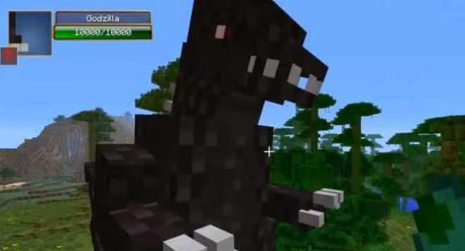 Godzilla Mod 4