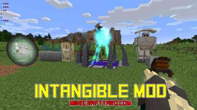 Intangible Mod 1.16.2/1.16.1/1.15.2