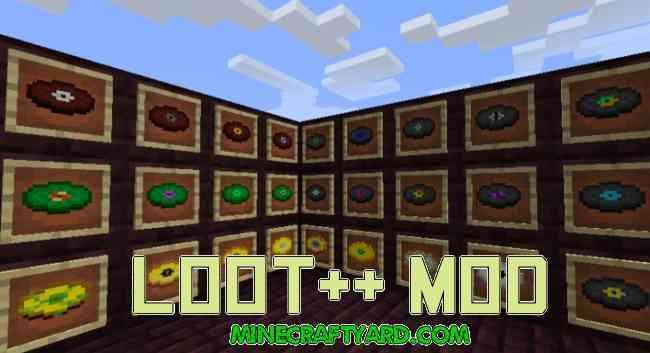 Loot++ Mod 1.16.5/1.15.2
