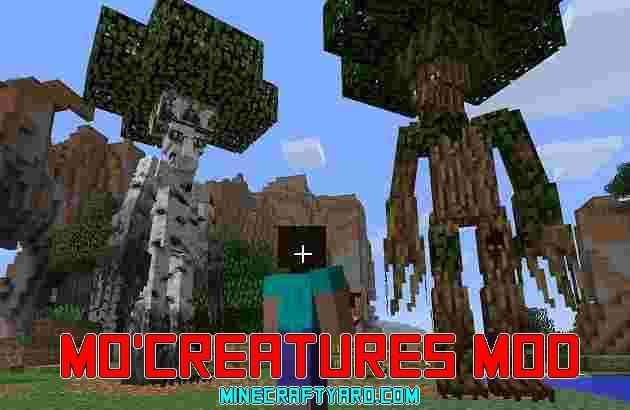Mo'Creatures Mod 1.15.2/1.14.4/1.13.2/1.12.2/1.11.2