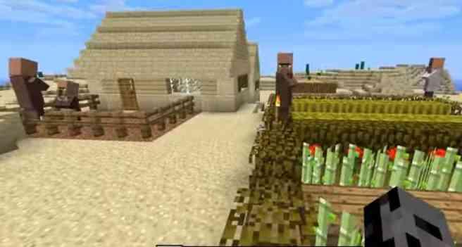 Village Up Mod 3