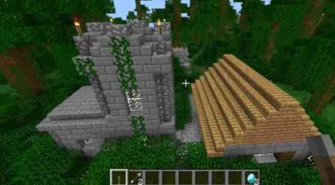 Village Up Mod 2