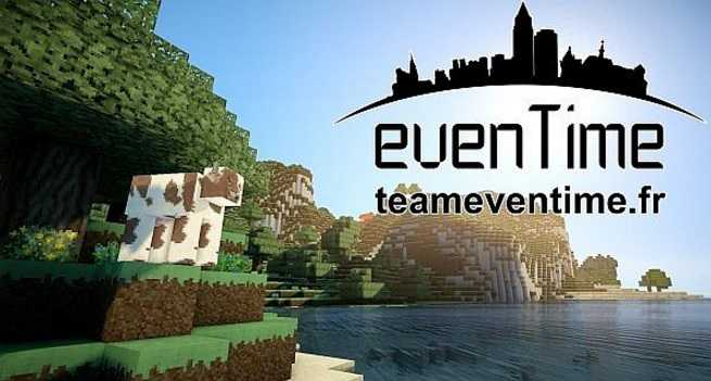 evenTime 32x Resource pack for Minecraft 2