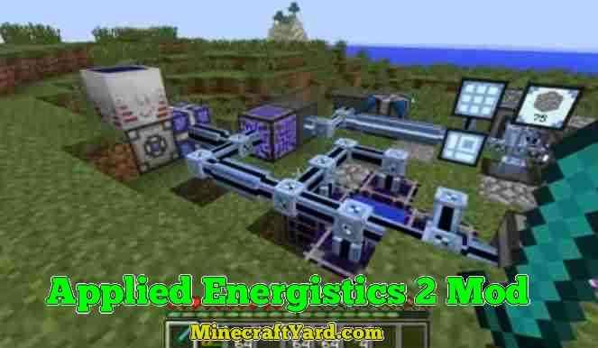 Applied Energistics Mod 1.14/1.13.2/1.12.2/1.11.2