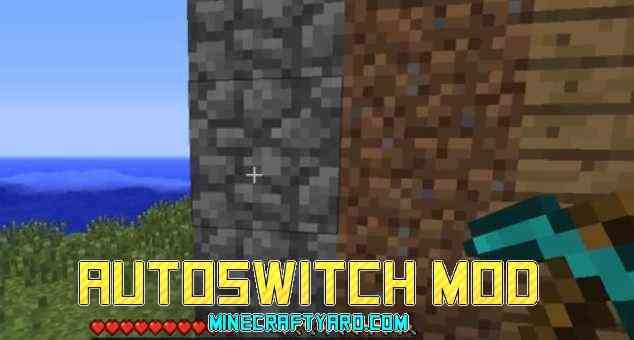 Autoswitch Mod 1.13.1/1.13/1.12.2