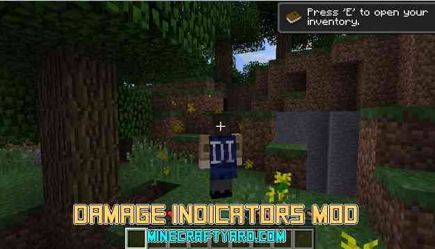 Damage Indicators Mod 1.15.2/1.14.4/1.13.2/1.12.2/1.11.2