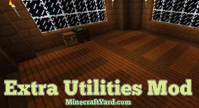 Extra Utilities Mod 1.14/1.13.2/1.12.2/1.11.2