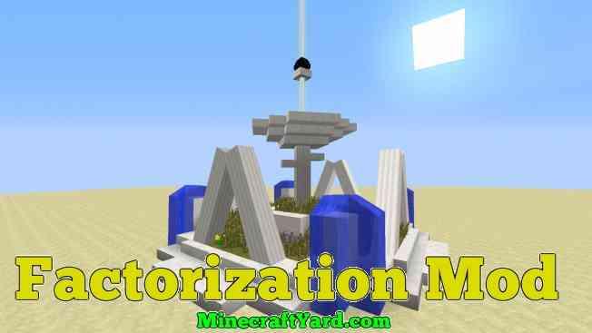 factorization Mod 1.13.1/1.13/1.12.2/1.11.2