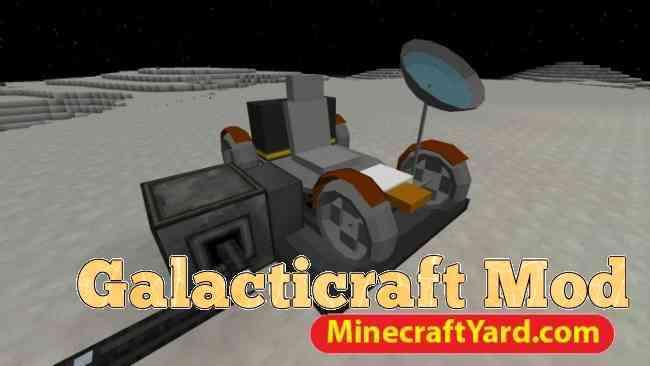 GalactiCraft Mod 1.16.5/1.15.2