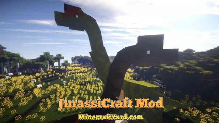 JurassiCraft Mod 1 14 4/1 13 2/1 12 2/1 11 2/1 10 2