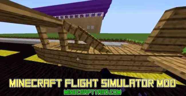 Minecraft Flight Simulator 1.16.5/1.15.2