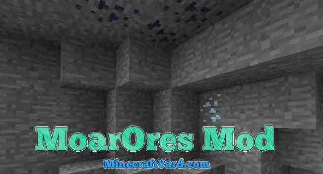 MoarOres Mod 1.16.2/1.16.1/1.15.2