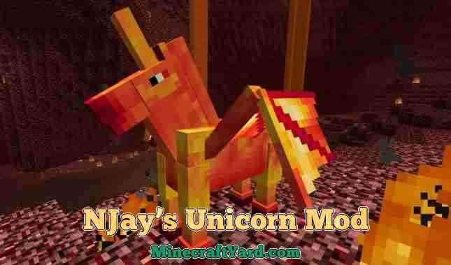 Njay's Unicorn Mod 1.16.5/1.15.2