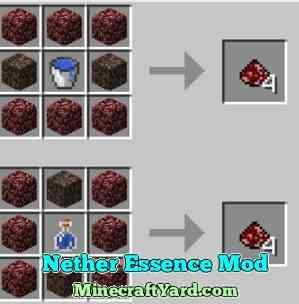 Nether Essence Mod 1.14/1.13.2/1.12.2/1.11.2