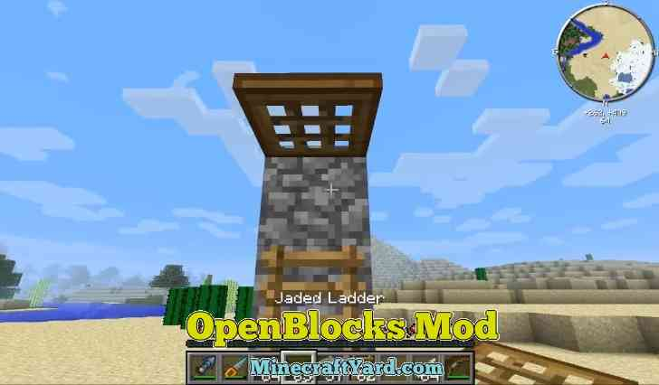 Open Blocks Mod 1.16.3/1.15.2