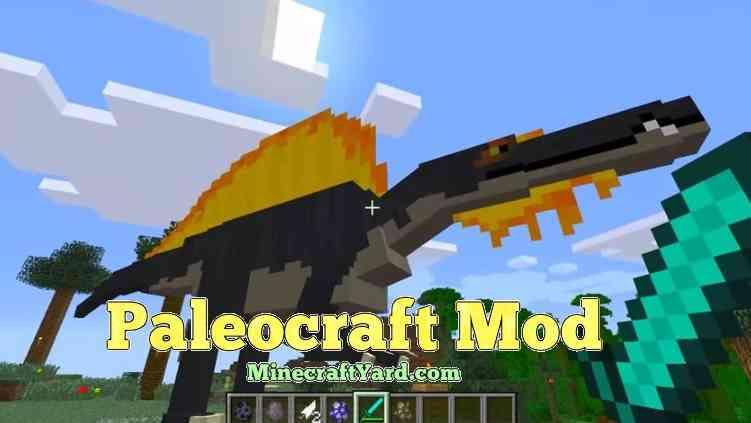 Plaeocraft Mod 1.16.5/1.15.2