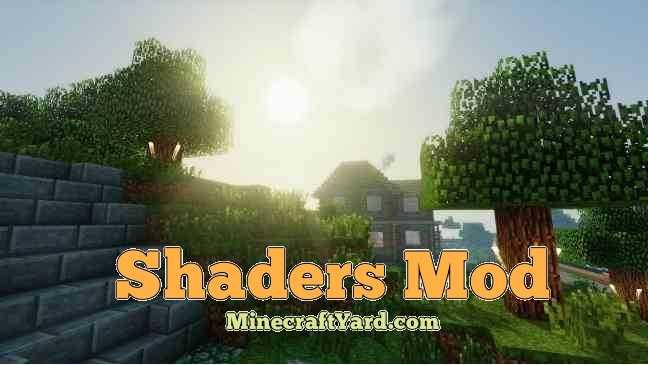 Shaders Mod 1.14/1.13.2/1.12.2/1.11.2