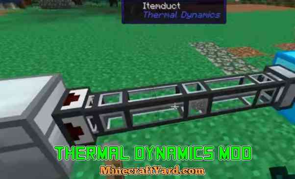 Thermal Dynamics Mod 1.14/1.13.2/1.12.2/1.11.2