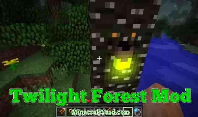 Twilight Forest Mod 1.16.5/1.15.2