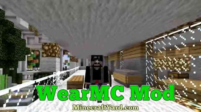 WearMC Mod 1.16.4/1.15.2