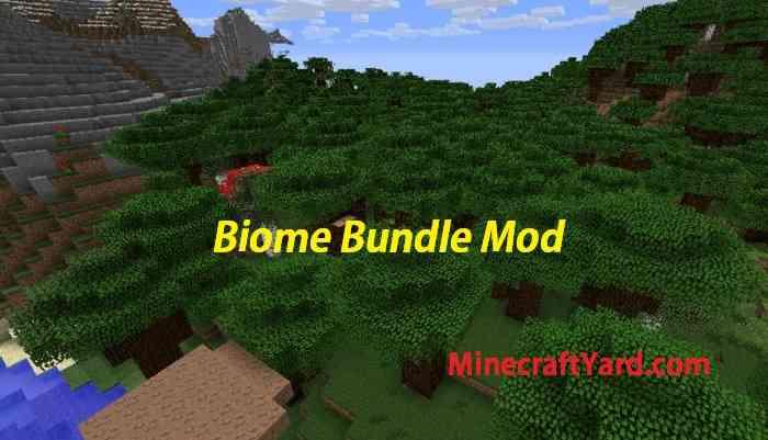 BIome Bundle Mod 1.16.5/1.15.2