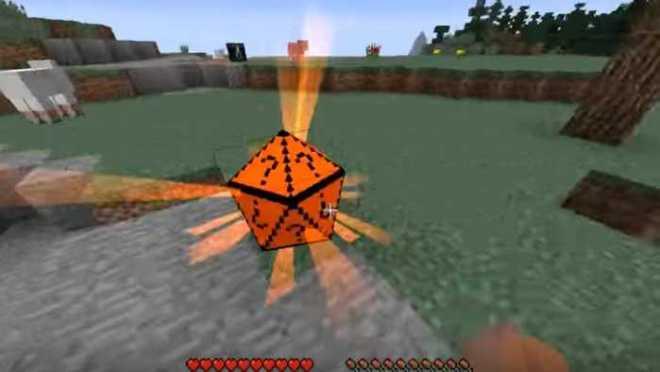 Chance Cubes Mod 1