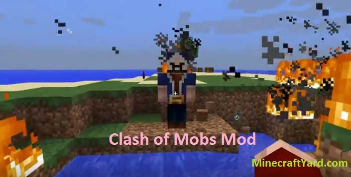 Clash of Mobs Mod 1.14/1.13.2/1.12.2/1.11.2