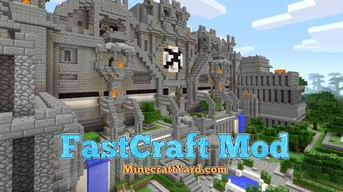 FastCraft Mod 1.16.4/1.15.2