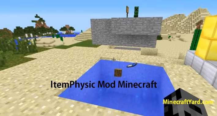 ItemPhysic Full Mod 1.16.5/1.15.2